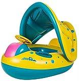 FLKENNEL Baby Schwimmring, Schwimmring Aufblasbarer, Kind Schwimmhilfe, Schwimmsitz Kleinkinder, Baby Float, Kinder Schwimmreifen Spielzeug für Kinder von 2-10 Jahren