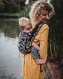 LIMAS Flex - Babytrage Fullbuckle Tragehilfe in Flora Honey...