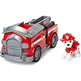 PAW Patrol Feuerwehr-Fahrzeug mit Marshall-Figur (Basic Vehicle)