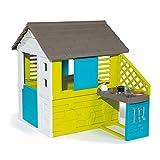 Smoby 810711 – Pretty Haus - Spielhaus für Kinder für...