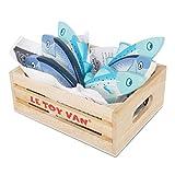 Le Toy Van – Honeybee Market Kiste mit frischem Fisch aus...