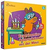 FRANZIS Experimentier-Adventskalender mit der Maus   24 Experimente zum Staunen, Lachen und Rätseln   Ab 7 Jahren
