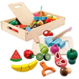 Spielküche Zubehör, Kinderküche Zubehör Holz, Küche...
