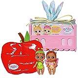 Zapf Creation 904664 BABY born Surprise Mini Babies 1 PDQ - kleine Mini-Puppen zumSammeln und Tauschen, Überraschungspack, Farbe nach Vorrat - Charakter nicht frei wählbar