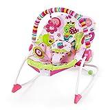 Bright Starts, Wippe für Babies und Kleinkinder, Raspberry...