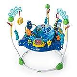 Baby Einstein, Neptune's Ocean Discovery Spring- und Spielcenter, 360° drehbar, höhenverstellbar, Spricht 3 Sprachen