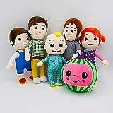 Plüschtier, Plüschtier-Spielzeug-Familie Plüschpuppe 20cm / 33cm Kind,A