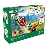 BRIO World 33773 Eisenbahn Starter Set A – Die ideale...