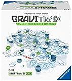 Ravensburger GraviTrax Starterset XXL mit über 100 Bausteinen - Erweiterbare Kugelbahn für Kinder, Interaktive Murmelbahn, Konstruktionsspielzeug ab 8 Jahren [Exklusiv bei Amazon]