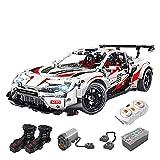 Sungvool GT86 Rennwagen Bausatz, 1:10 Technik Rennwagen RC Auto Set Engineering Spielzeug, Erwachsene Sammler Modellautos Bausatz (2586 Teile)