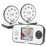 NUK Babyphone Eco Control Video Display 550VD +...