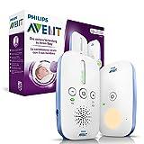 Philips Avent SCD501/00 DECT Babyphone (Smart Eco Mode,...