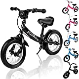 Deuba Kinderlaufrad Kinder Fahrrad 10 - 12 Zoll...