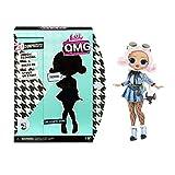 L.O.L. Surprise! 570288PE7C OMG 38 Doll- Uptown Girl,25 cm große bewegliche Fashion Puppe mit 20 Überraschungen