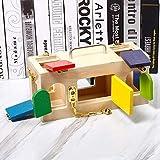 Turtle Story Monteux JXNB Kindergarten-Lernwerkzeug, Spielzeug zum Entsperren