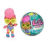LOL Surprise Dance Dance Dance Puppen - 8 Überraschungen, Designer-Kleidung und Fashion Accessoires - inklusive sich drehender Tanzfläche und Tanzkarte - Sammlerstück für Mädchen ab 3 Jahren
