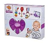 Eichhorn 100017045 - Baby Starter/Geschenke Set mit Maraca,...