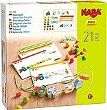 HABA 305780 - Fädelspiel Bauernhof-Freunde, Fädelspiel ab...