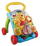 VTech Baby 80-114304 - Winnie Puuh 2-in-1 Laufwagen,...