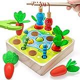 Goorder Kinder Holzspielzeug ab 1 2 3 4 Jahre, Montessori...