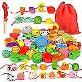Montessori Spielzeug ab 2 3 4 Jahre Mädchen...