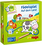 Haba 5580 - Meine erste Spielwelt Bauernhof Fädelspiel auf...