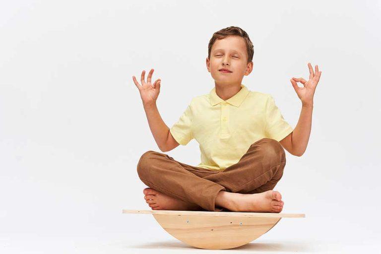 Balance Boards für Kinder