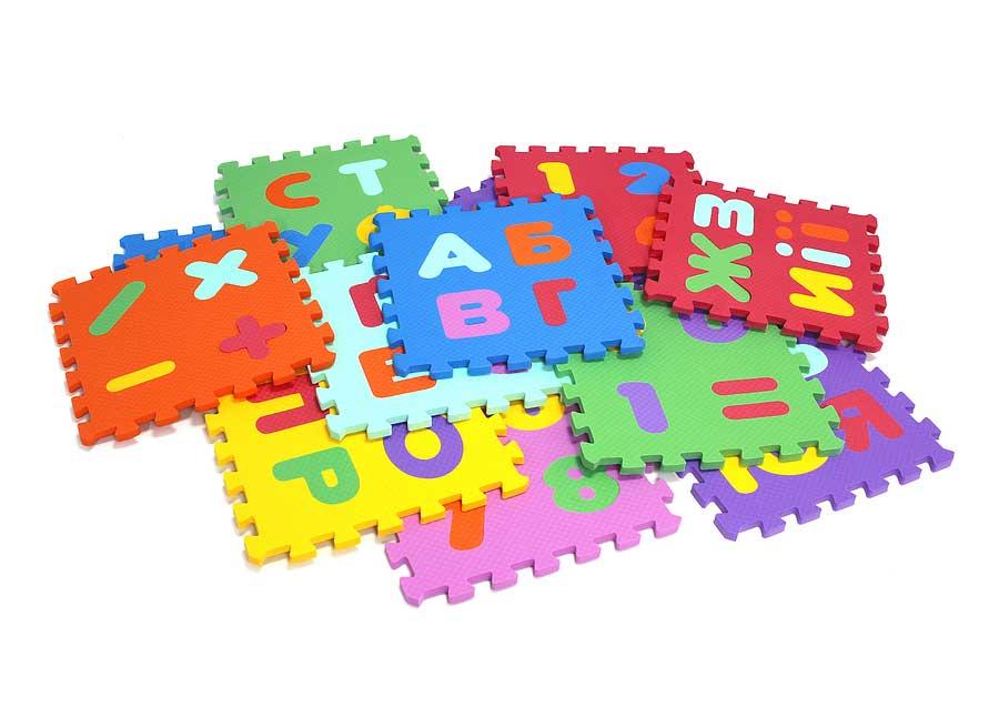 Puzzlematte