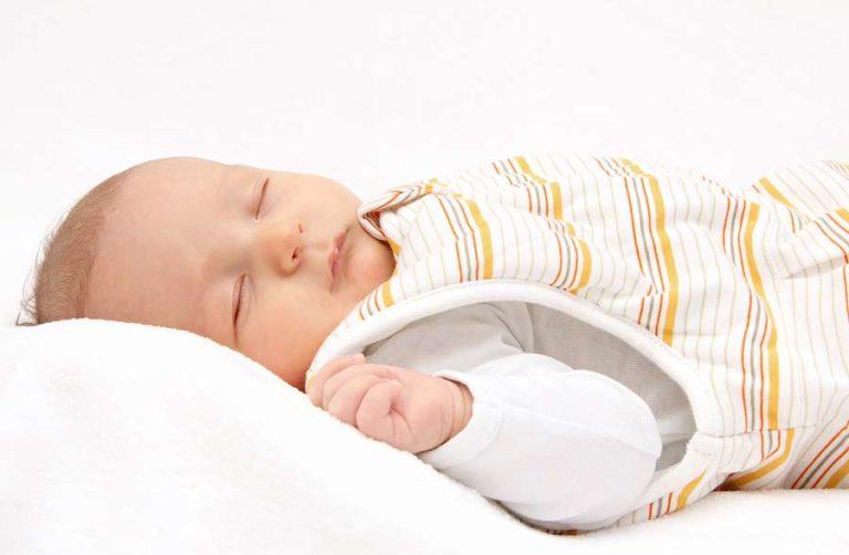 Schlafsack Baby