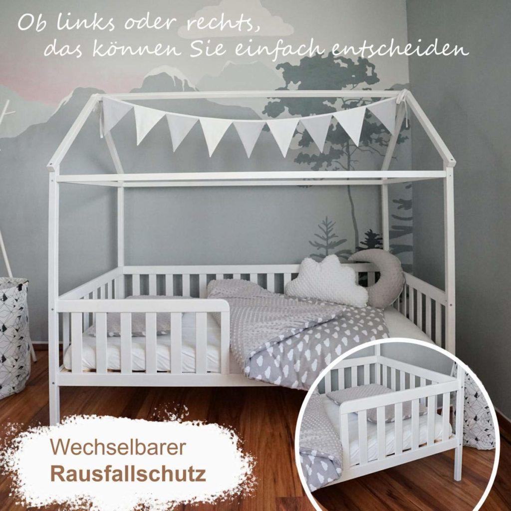 Alcube Massives Kinderbett