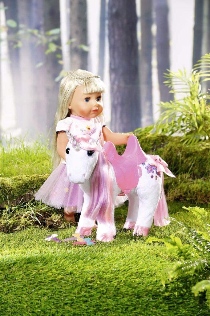 Baby Born Animal Friends Einhorn