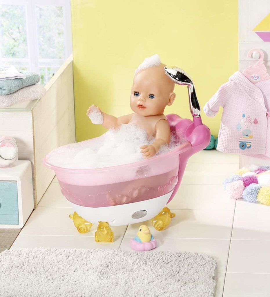 Baby Born Badewanne mit Badeente