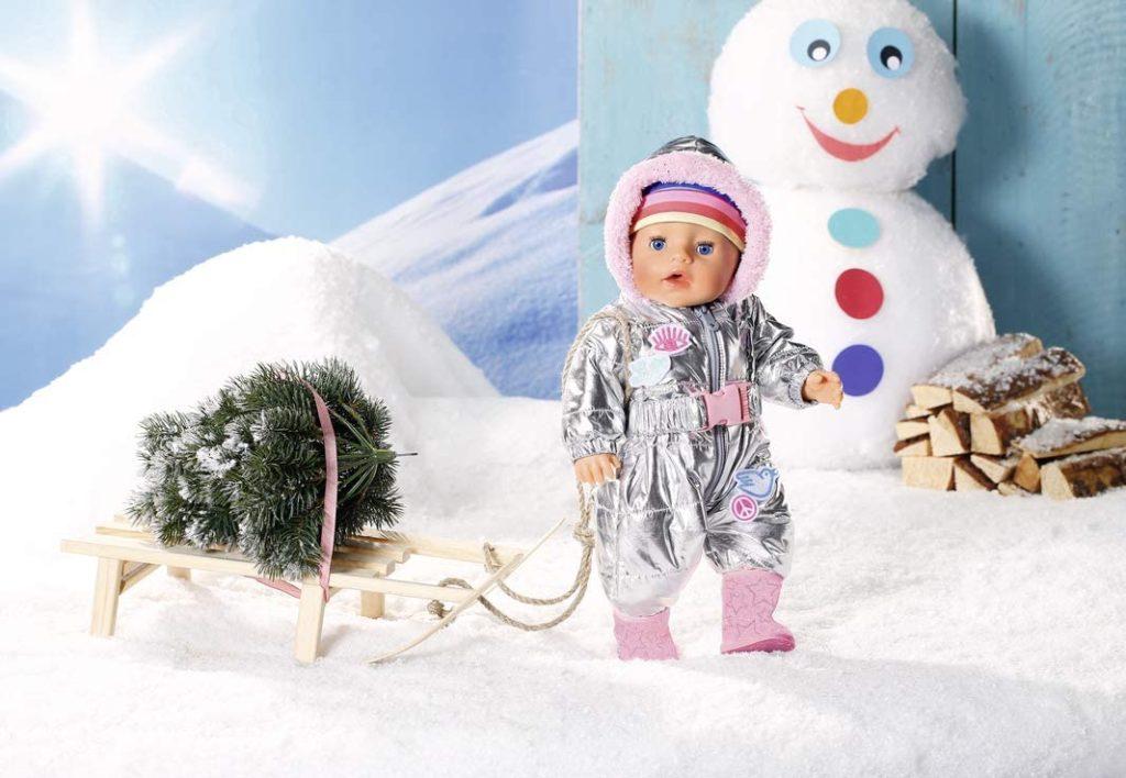 Baby Born Deluxe Schneeanzug