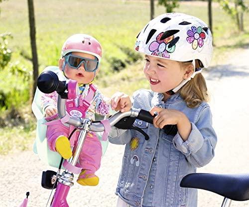 Baby Born Fahrradsitz mit Gurtsystem