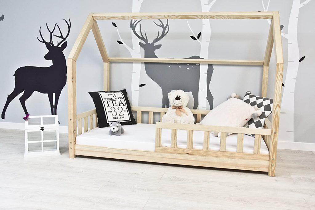 Best For Kids Kinderbett in Haus-Optik