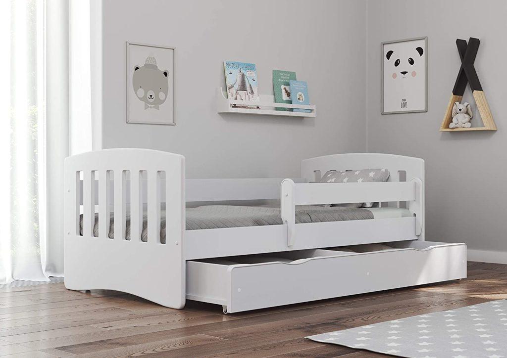 Bjird Kinderbett mit Schublade