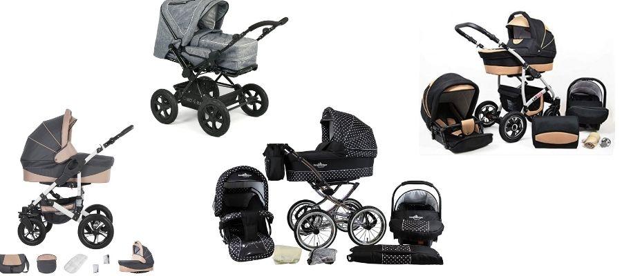 Kinderwagen-mit-Luftreifen