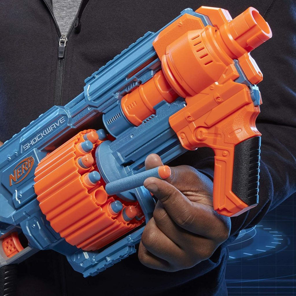 NERF Hasbro Elite 2.0 Shockwave RD-15