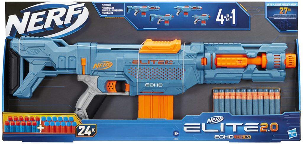 NERF Hasbro Elite 2.0 Echo CS-10