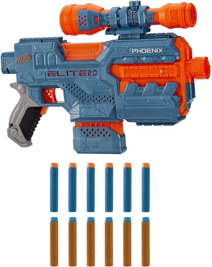 NERF Hasbro Elite 2.0 Phoenix CS-6