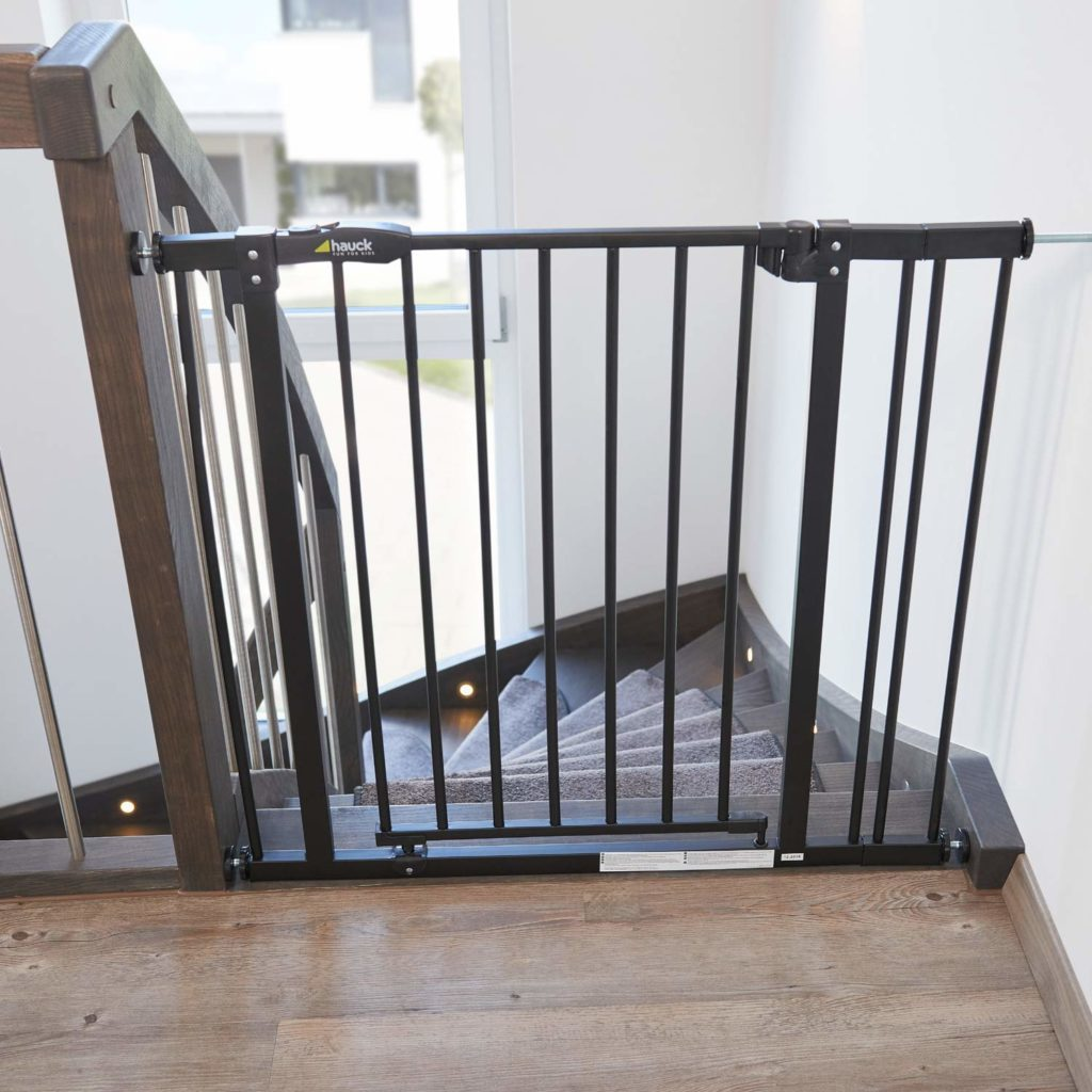 Hauck Treppengitter inklusive 21 cm Verlängerung